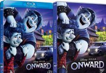 Onward en DVD y BLU-RAY