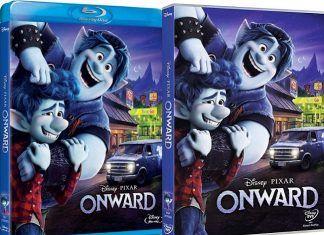 Onward en DVD y BLU-RAY