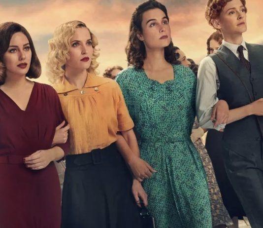 Temporada final Parte 2 Las chicas del cable