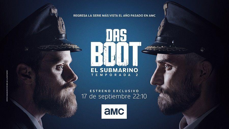 Das Boot El submarino