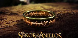 Portada de la trilogía de El señor de los anillos