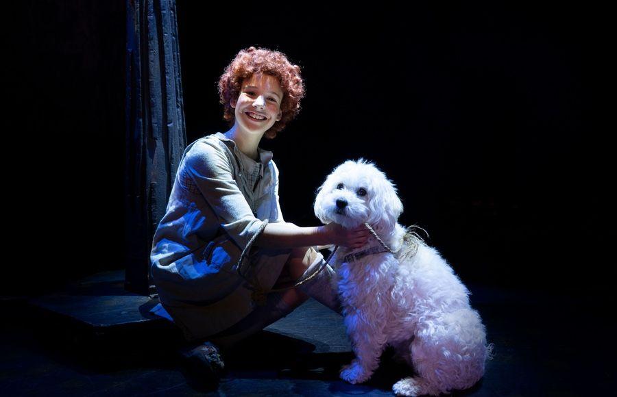 Annie el musical