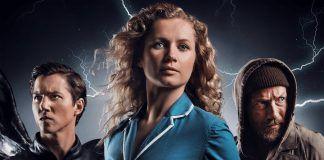 Freaks 3 superhéroes