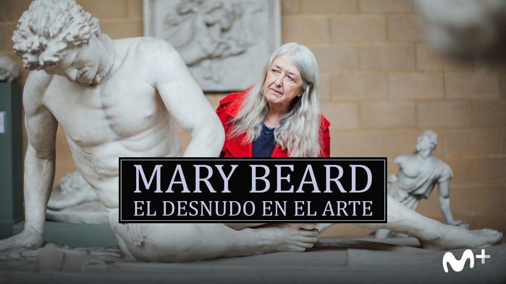 Mary Beard el desnudo en el arte