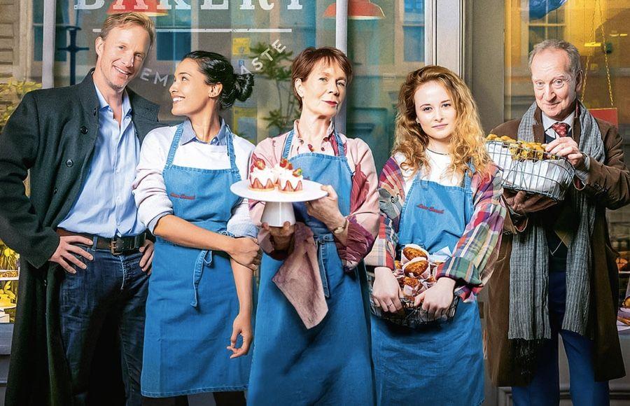 Una pastelería en Notting Hill