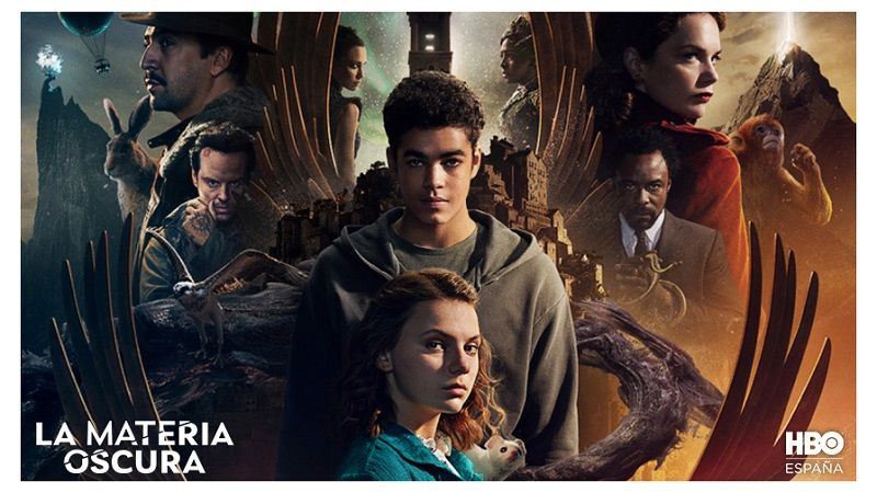 segunda temporada deLa materia oscura