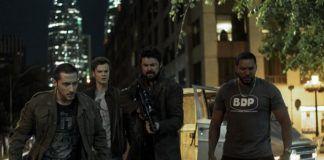 segunda temporada de The Boys