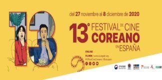 13 edición del Festival de Cine Coreano en España