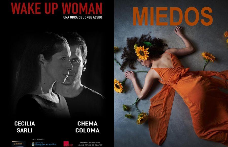 Día Internacional Contra la Violencia de Género OFF Latina Teatro