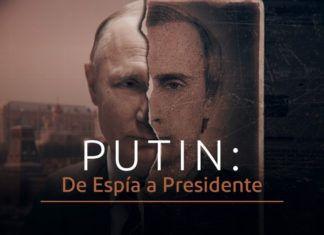 Putin de espía a presidente