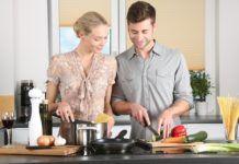 Cinco series de cocina