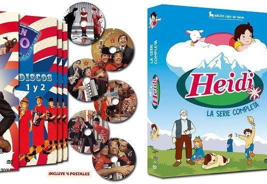 El gran circo de TVE y de Heidi