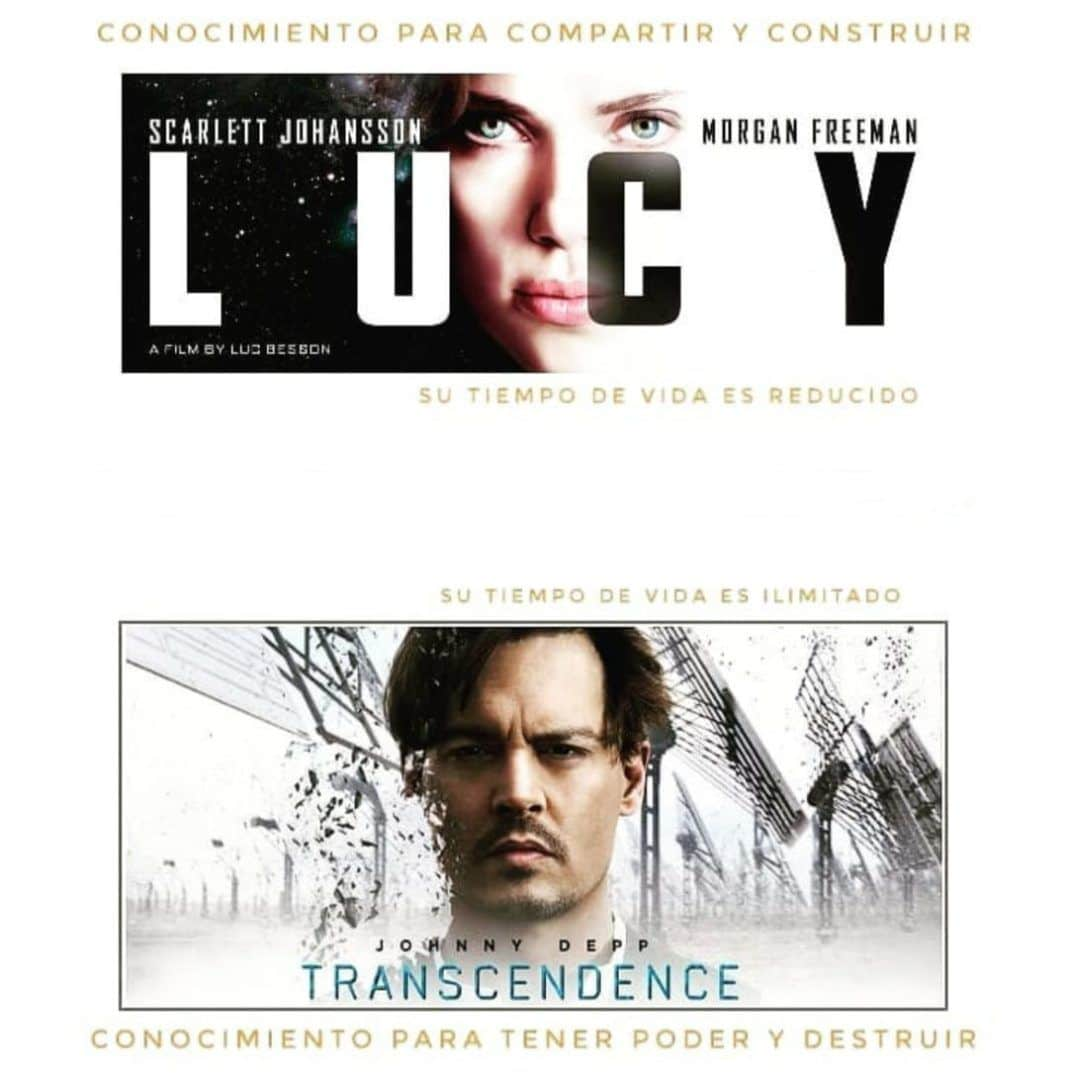 Lucy y Transcendence