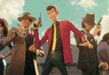 Lupin III The First