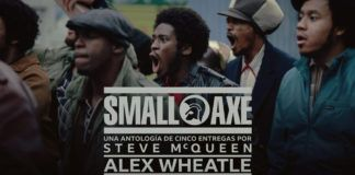 Small Axe Alex Wheatle