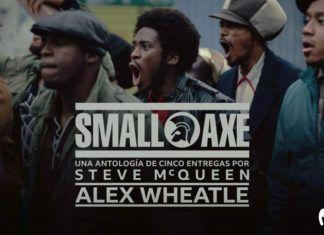 Small Axe Alex Wheatle