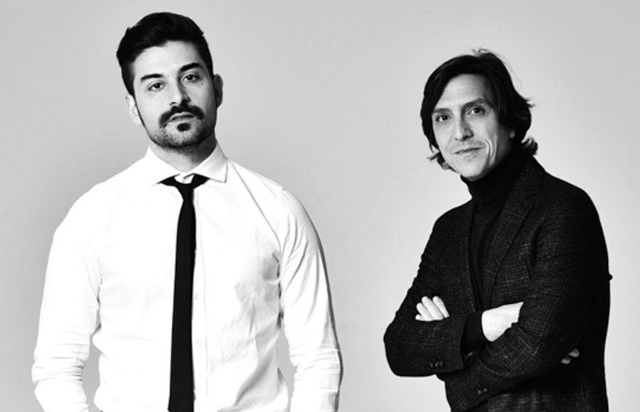 Charlie Arnaiz y Alberto Ortega