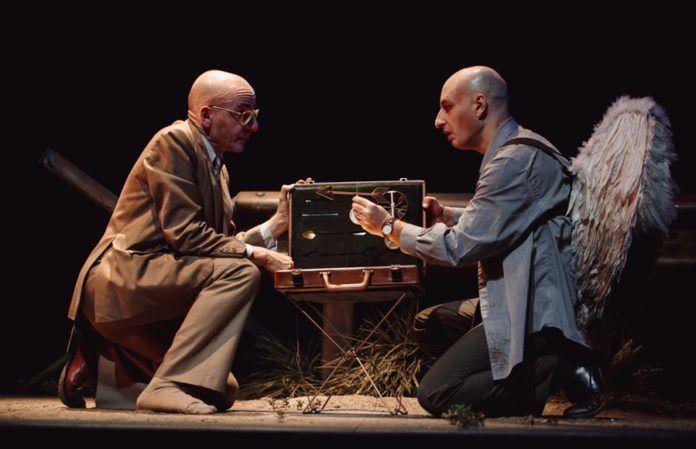 Estreno QuitamiedoS en el Teatro de la Abadía el 24 de febrero