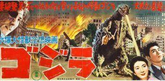 Gozdilla Japón bajo el terror del monstruo