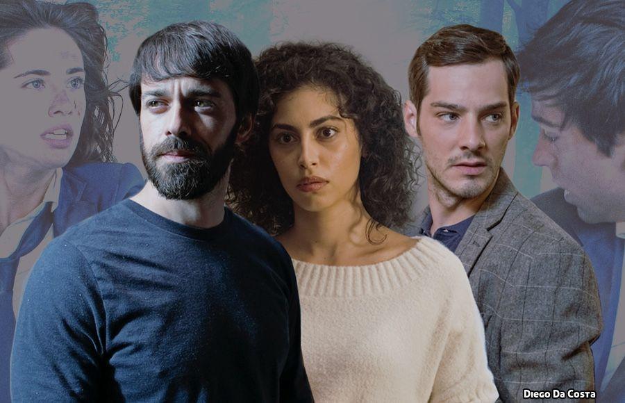 Mina El Hammani, Joel Bosqued, Alberto Amarilla