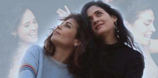 Paula Berenguer y Berta Hernández