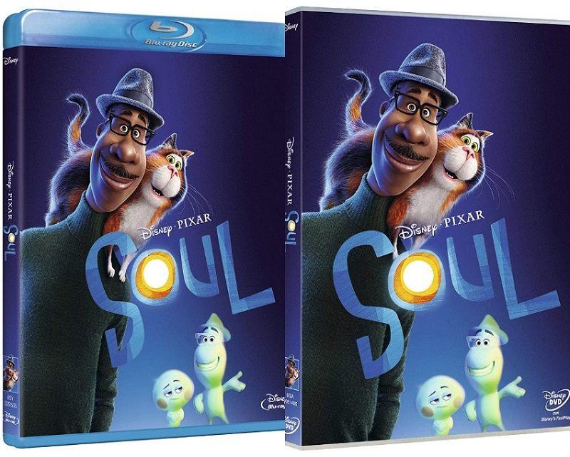 Soul en DVD y BLU-RAY