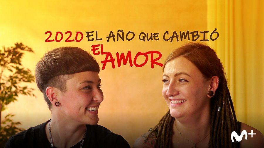 2020 el año que cambió el amor