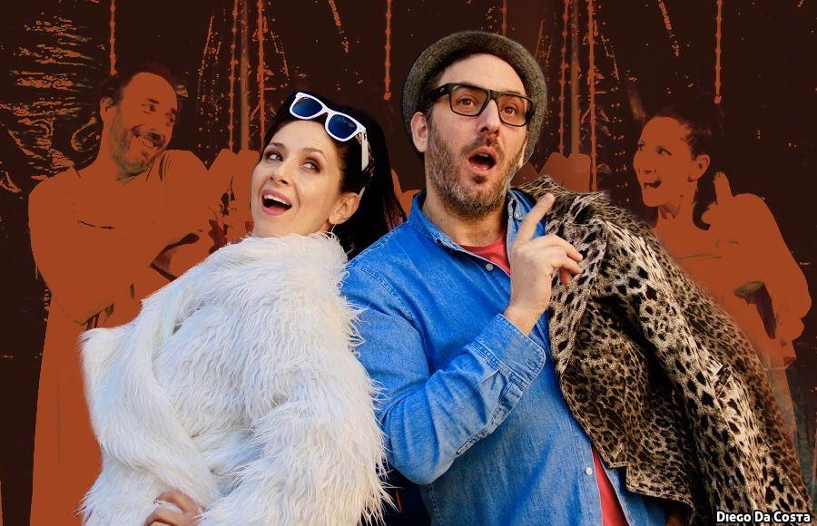 Cecilia Sarli y Manuel Varela