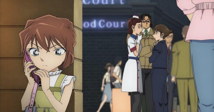 Detective Conan la bala escarlata
