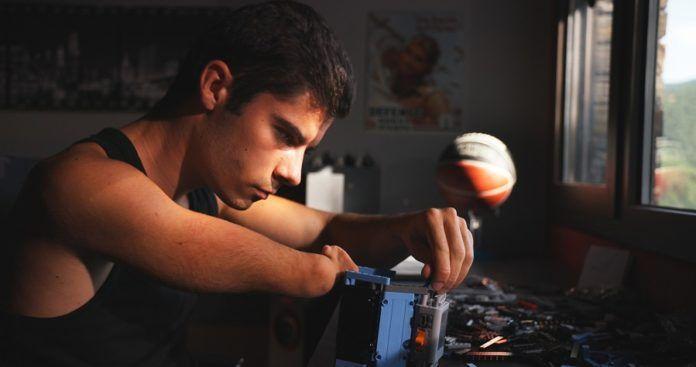 Mr. Hand Solo, película sobre la historia de superación de David Aguilar