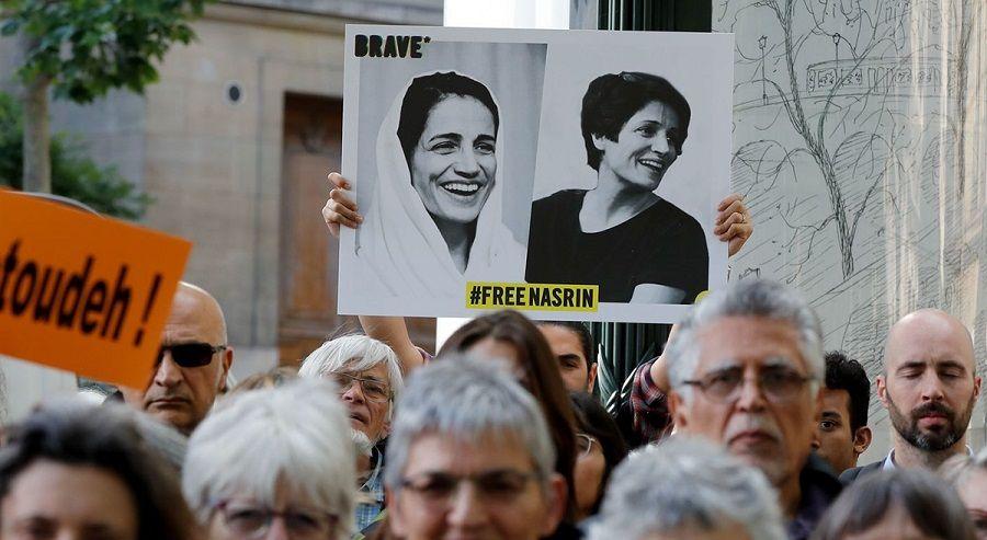Nasrin, documental sobre la activista y abogada Nasrin Sotoudeh