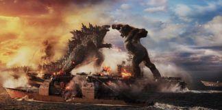 Godzilla vs. Kong portada
