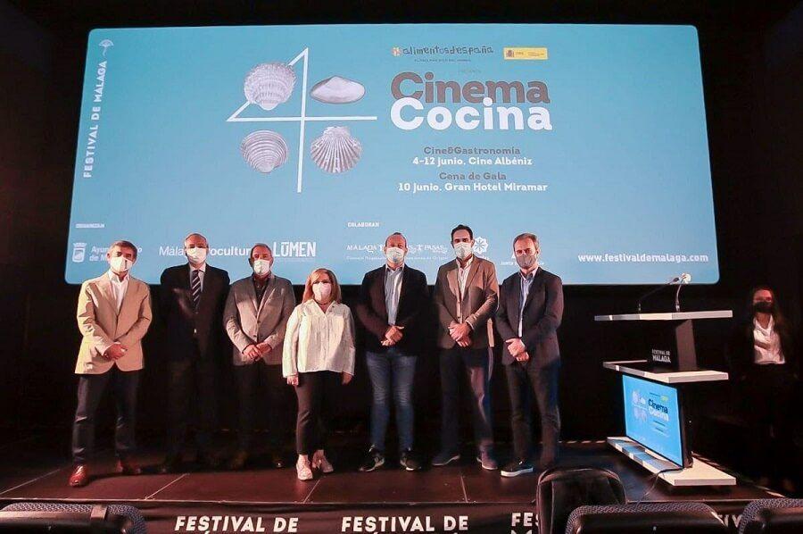 Cinema Cocina 2021