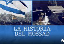 La historia del Mossad