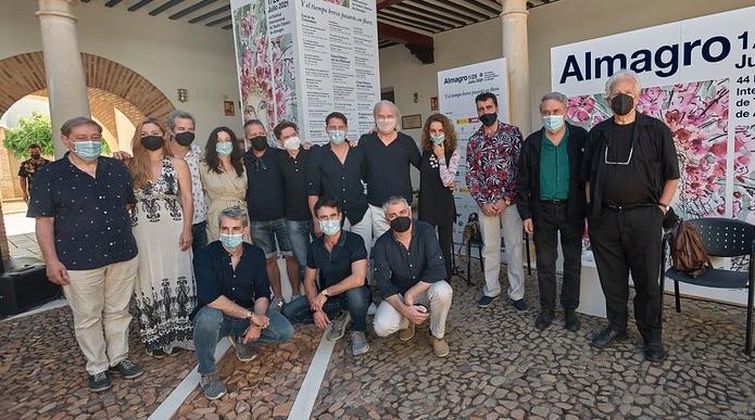 Antonio y Cleopatra Festival de Almagro