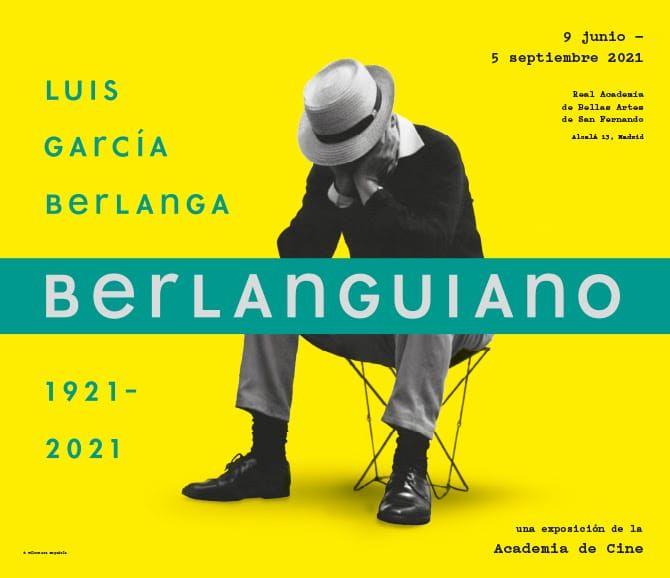 Berlanguiano. Luis García Berlanga