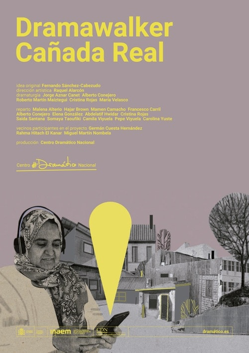 Dramawalker Cañada Real