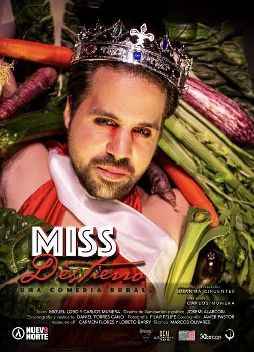 Estreno Miss Destierro