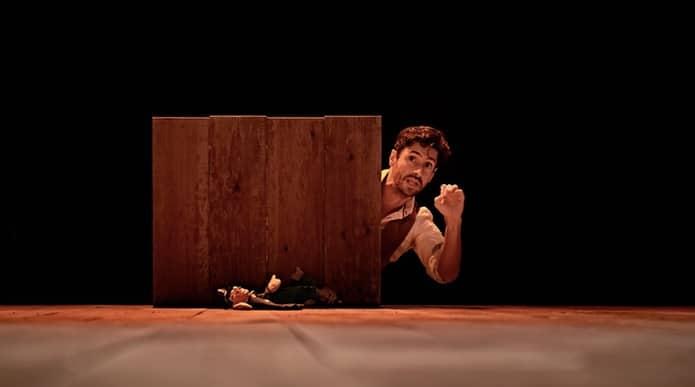 Una noche sin luna en el Teatro Español
