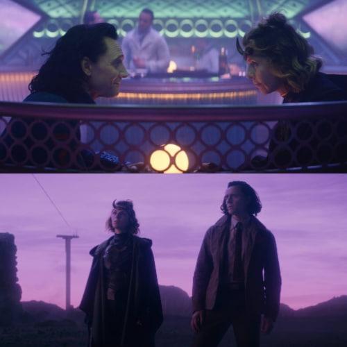 tercer episodio de Loki