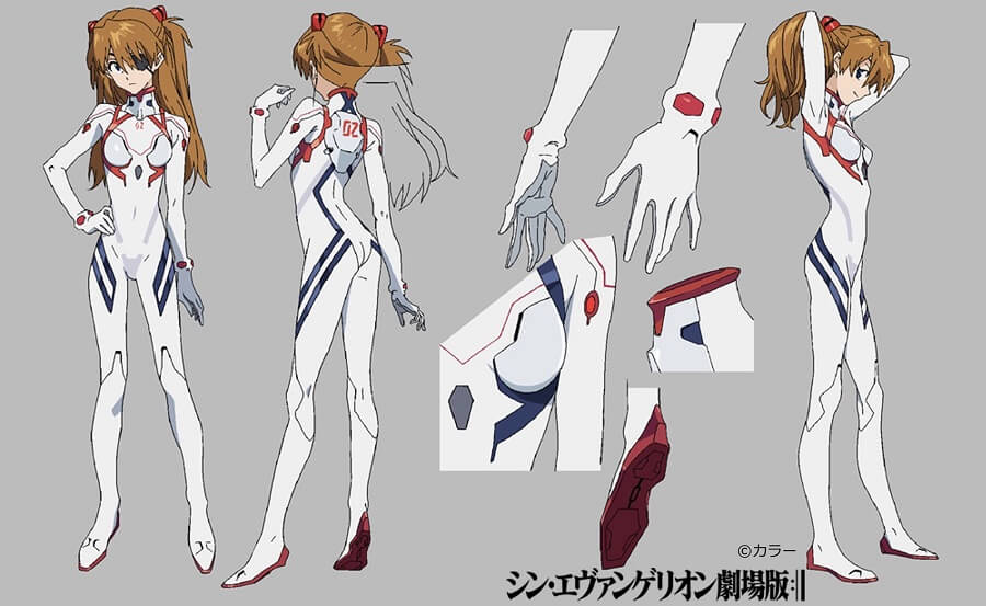 Evangelion 3.0+1.01 Thrice upon a time