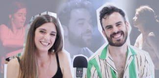 Sara Ruiz Sardón y Jesús Redondo
