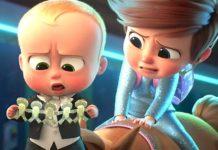 El bebé jefazo Negocios de familia