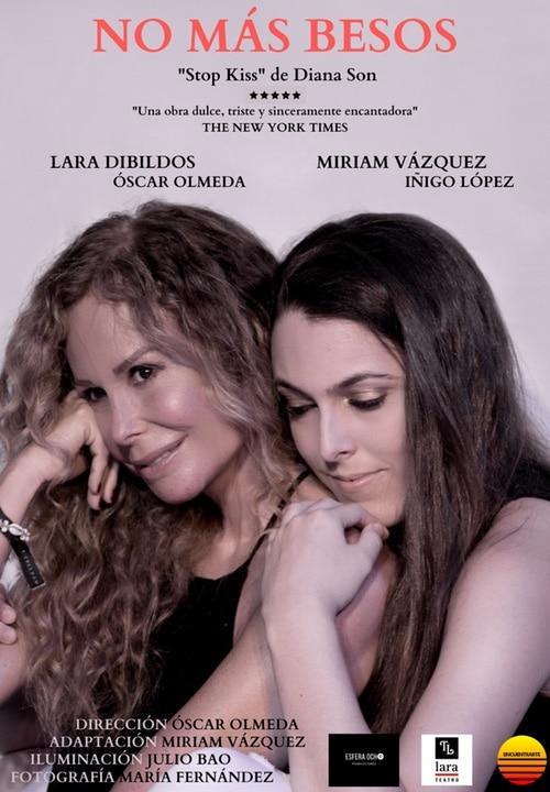 Lara Dibildos en la tercera temporada de No más besos