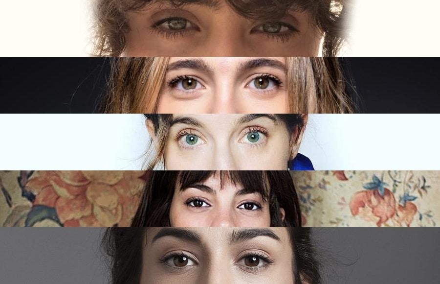 Mujeres en el cine y en el teatro