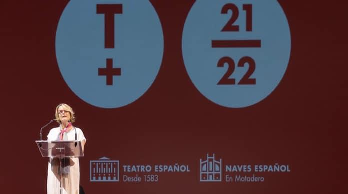 Programación 2021-2022 de Teatro Español