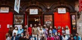 141 aniversario Teatro Lara