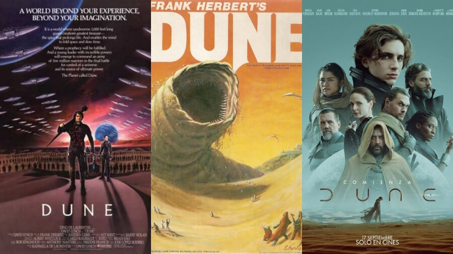 Adaptaciones de Dune