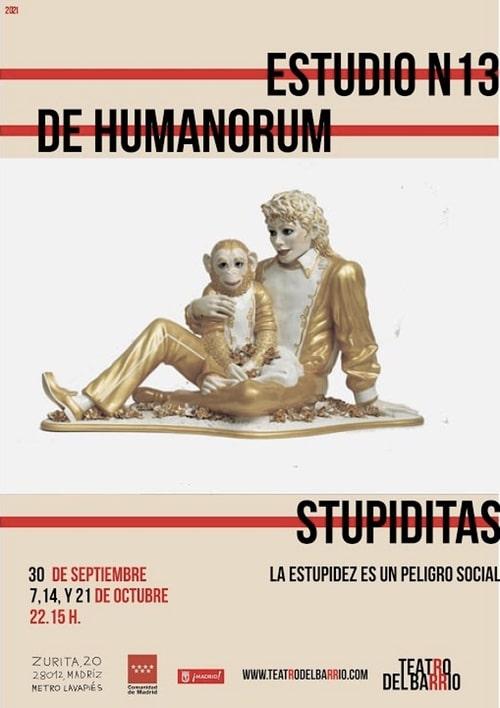 Estreno Estudio Nº13 De Humanorum Stupiditas