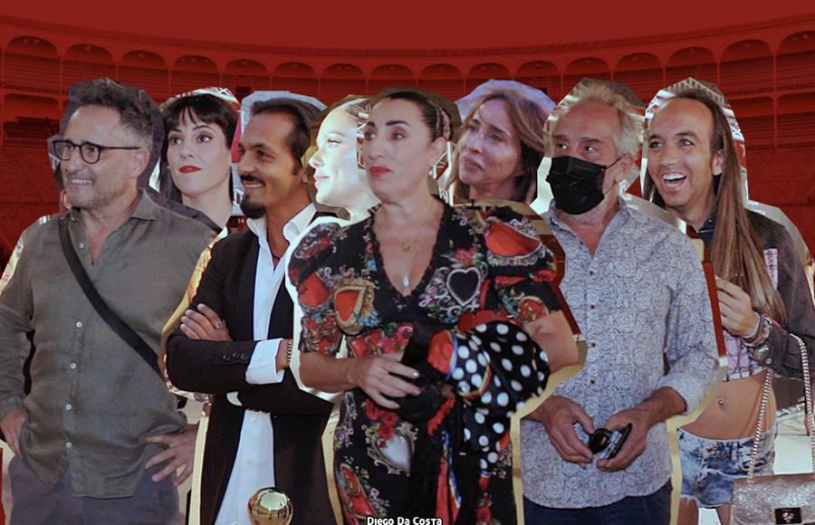 Flamenco en el cine y la televisión